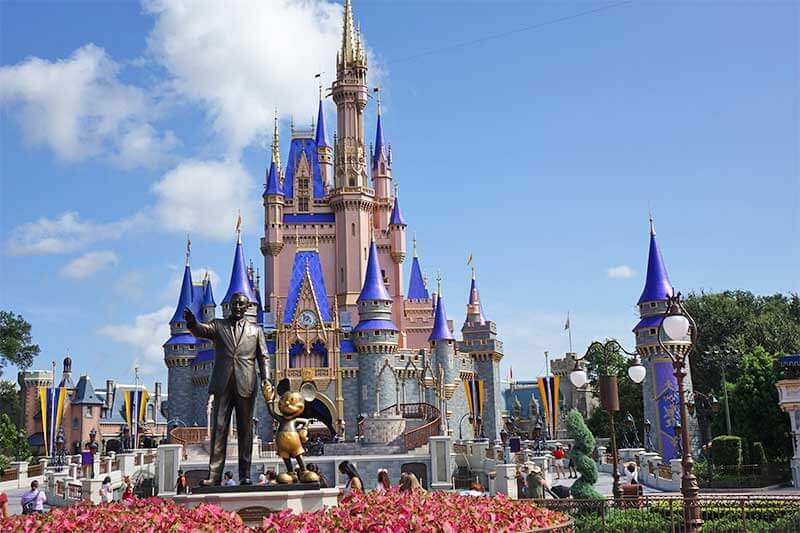 An Early Peek at Walt Disney World's 50th Anniversary Celebration
