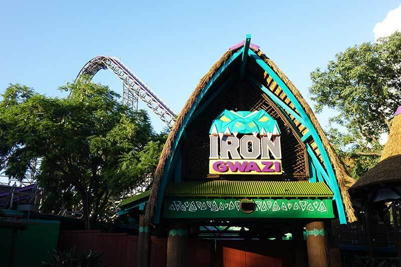 The First Video of Iron Gwazi at Busch Gardens Tampa Bay Is Here - And It's ~Toadally~ Awesome!
