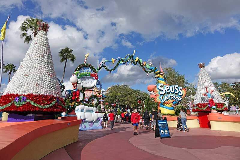 Christmas Schedule At Orlando 2021 An Insider S Guide To Christmas At Universal Orlando Resort