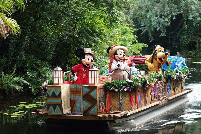 Schedule of Disney World Special Events in 2020 and 2021