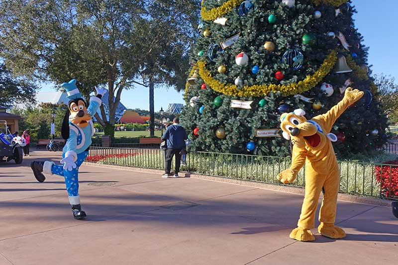 ~Hoppin'~ Good Guide to EPCOT International Festival of the Holidays