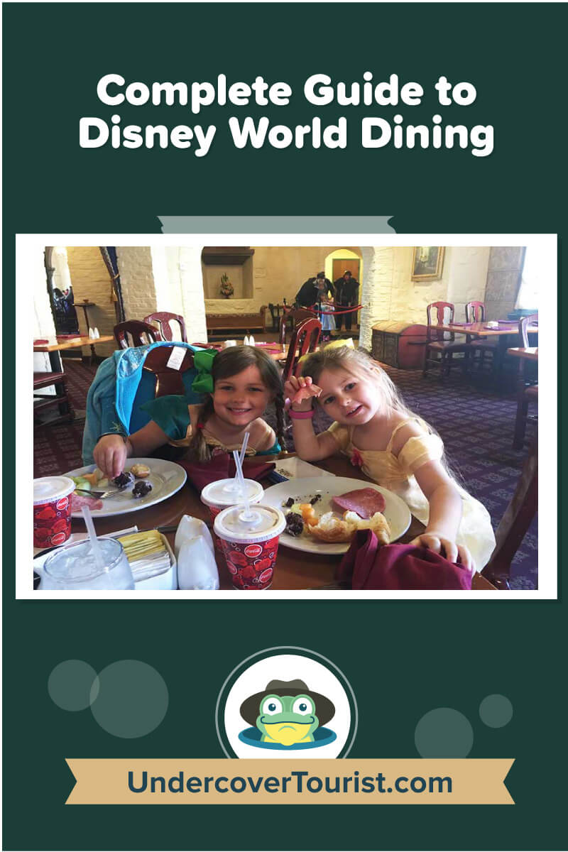 Your Complete Guide To Walt Disney World Dining