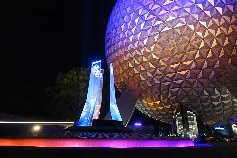EPCOT's New Entrance Fountain Is Revealed — Here Is What Else Is Coming!