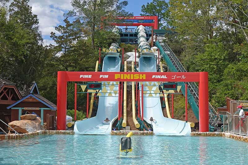 A Quick Dip Inside the Best Orlando Water Parks