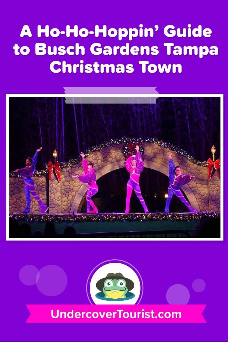 Busch Gardens Tampa Crowd Calendar 2022.A Ho Ho Hoppin Guide To Busch Gardens Tampa Bay Christmas Town