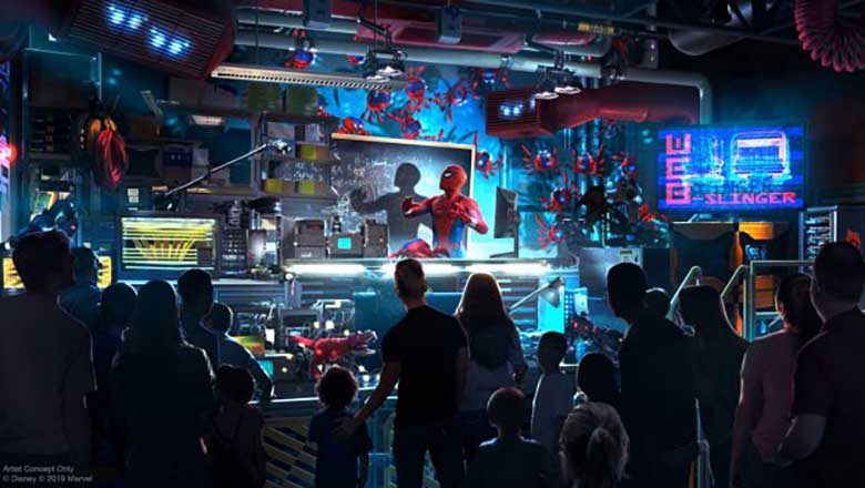 Our ~Toadally~ Super Guide to Avengers Campus at Disney California Adventure