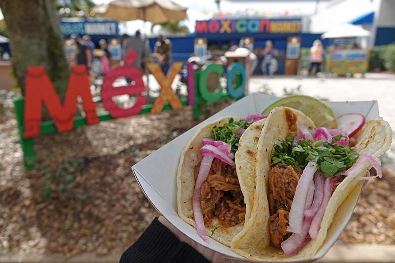 5 Reasons to Set Your Sails to SeaWorld Seven Seas Food Festival