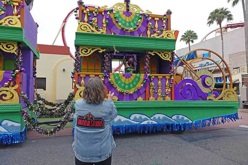Let the Good Times Roll! Mardi Gras Is Back at Universal Orlando