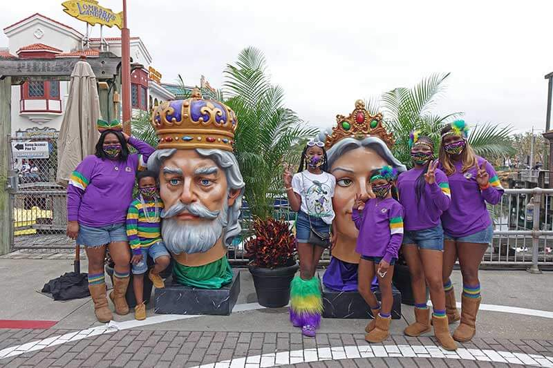 Schedule of Universal Orlando Resort Events in 2021 and 2022