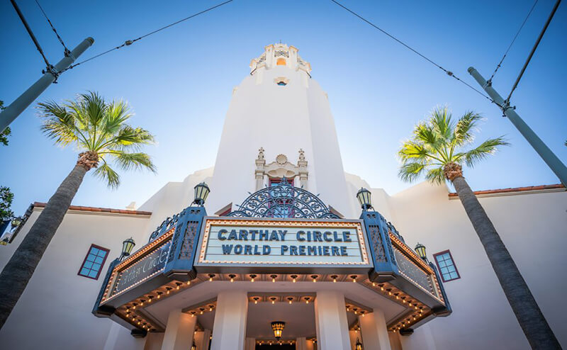 Carthay Circle Lounge Is Open! Welcome Back, Downtown Disney Dining