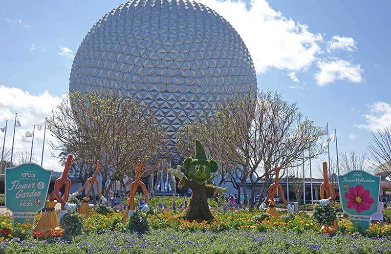 Heading to Taste of EPCOT Flower and Garden Festival 2021? Here's What's Abuzz