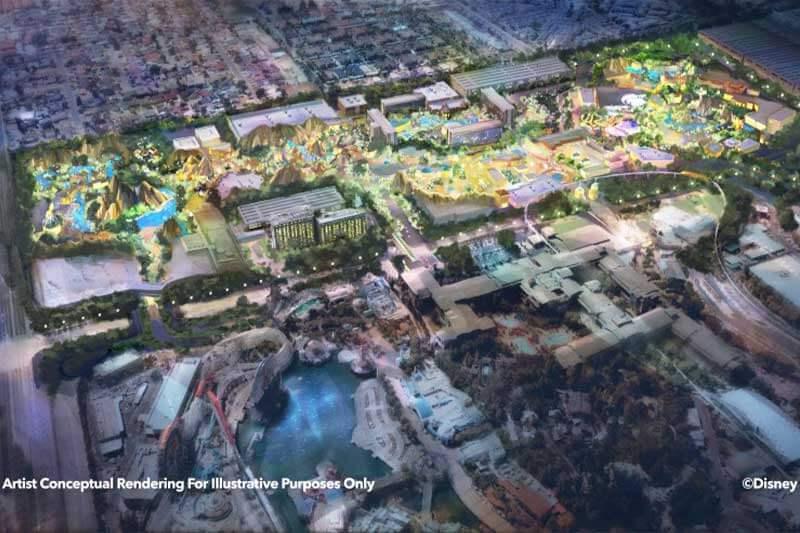 Disneyland Resort Looks to Expand with DisneylandForward