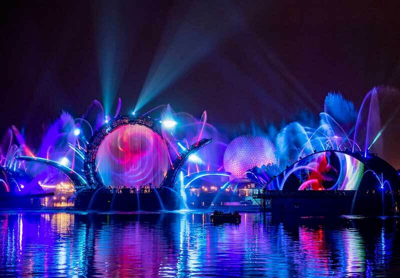 Disney World Reveals New Entertainment for Its Dazzling 50th Anniversary