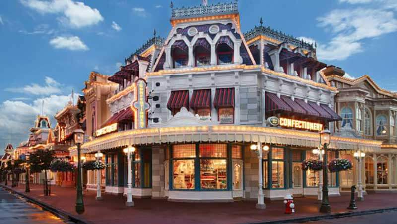 Magic Kingdom's Main Street Confectionery Is Getting a Sweet New Look!