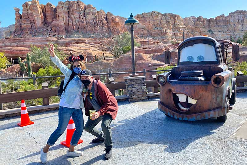 Your Guide to Disneyland's New Theme Park Reservation System