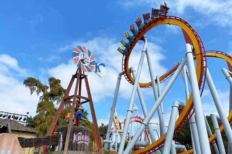 Knott's Berry Farm Reopened May 21! — Here's What to Expect
