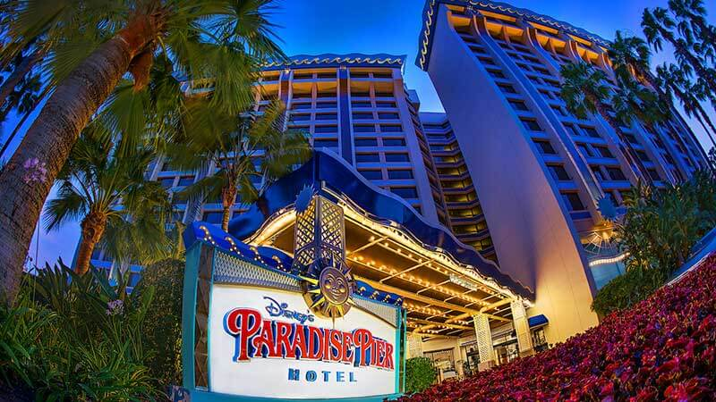 All of the Magical Reasons to Stay at a Disneyland Resort Hotel — Paradise Pier Reopens June 15!