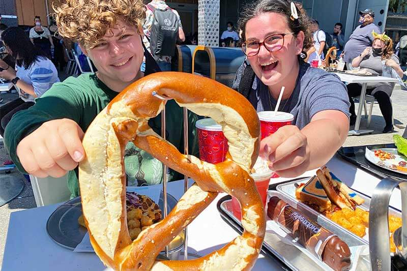 Our Super Foodie Guide to Avengers Campus at Disney California Adventure Park