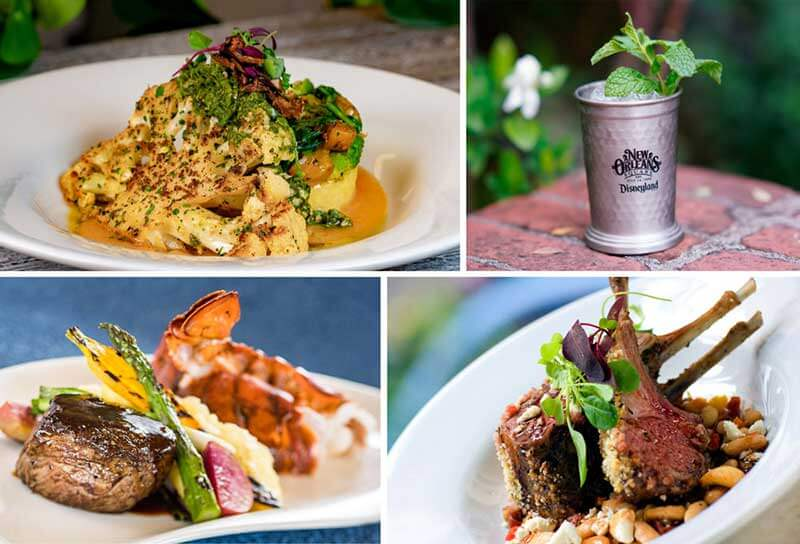Even More Dining Options Reopening at Disneyland Resort — Including Blue Bayou!