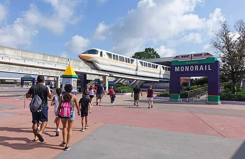 Our Guide to Magic Kingdom's Free Transportation Options