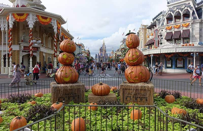 Our Favorite Reasons to Visit Walt Disney World This Fall