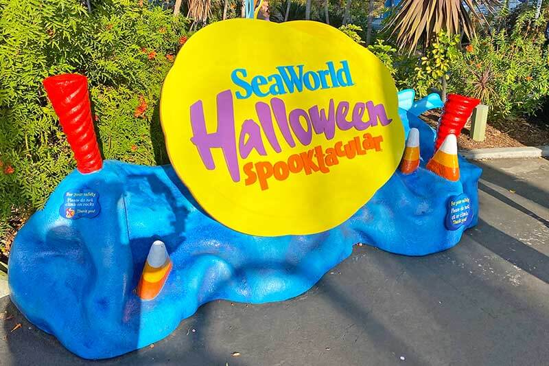 How to Have Spooktacular Halloween Fun at SeaWorld San Diego