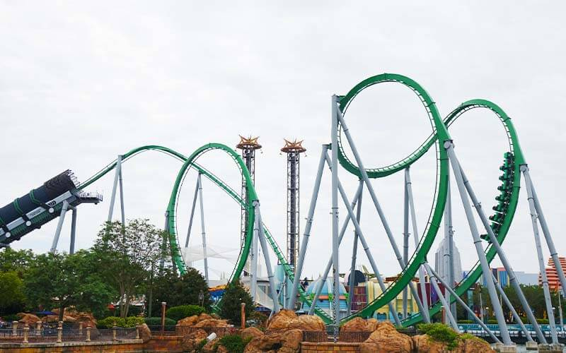 Complete Guide to Height Requirements at Universal Orlando Resort