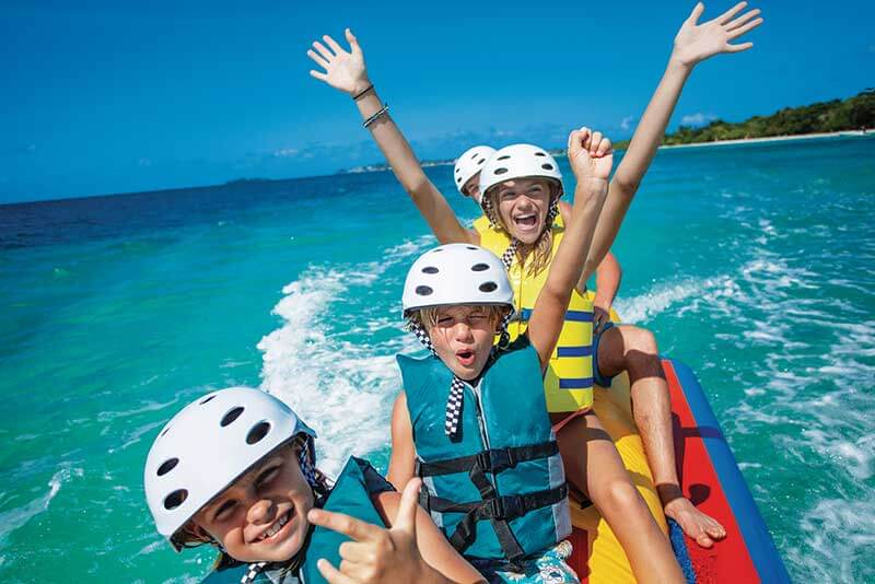 Top Family Activities at Beaches Resorts