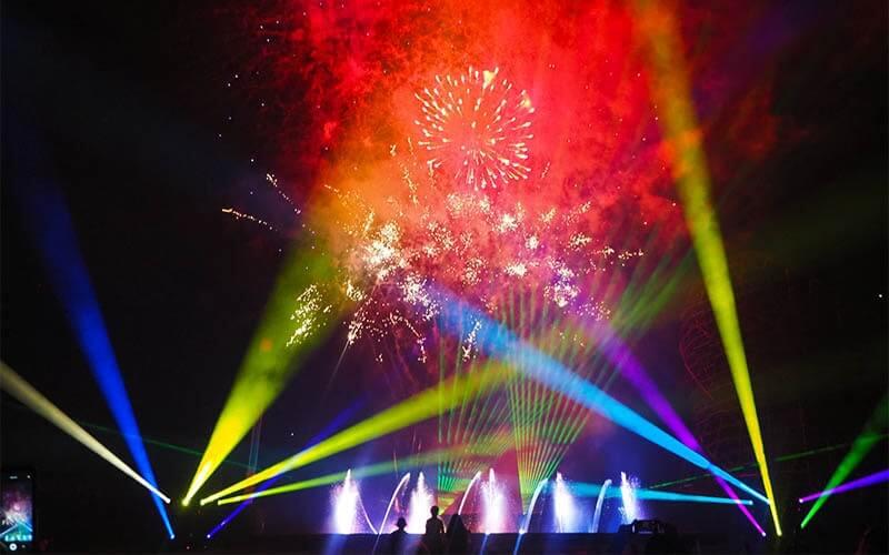 The Sensational Guide to Busch Gardens' Summer Nights Event