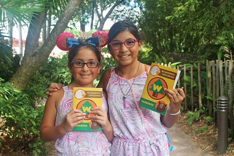 Adventure Is Out There with the Wilderness Explorers at Disney's Animal Kingdom