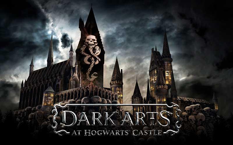 ~Morsmordre!~ Universal Orlando Summons the Dark Arts at Hogwarts Castle Show, Starting Sept. 18