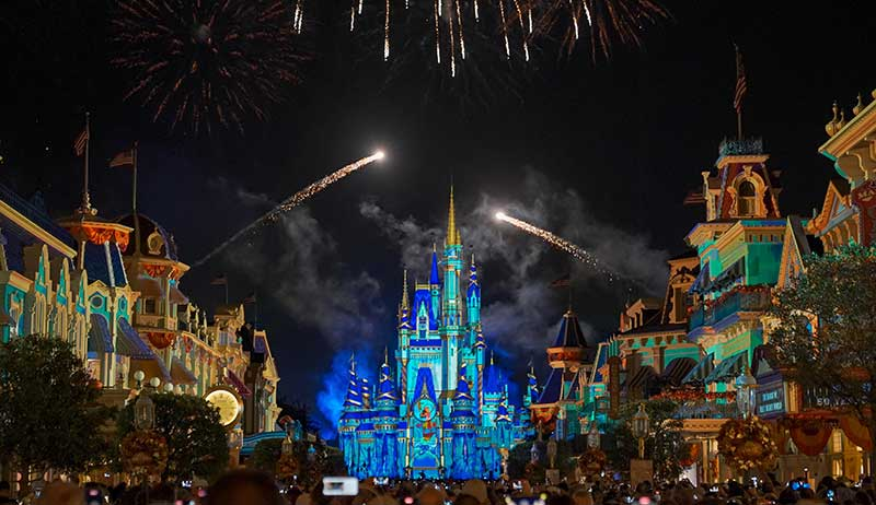 The Very Best Places to Watch Fireworks at Magic Kingdom (Including the All-New Disney Enchantment!)