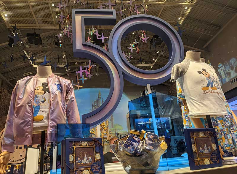 All of the Must-Have Merchandise from Disney World's 50th Anniversary — Plus Our Top Shopping Tips!