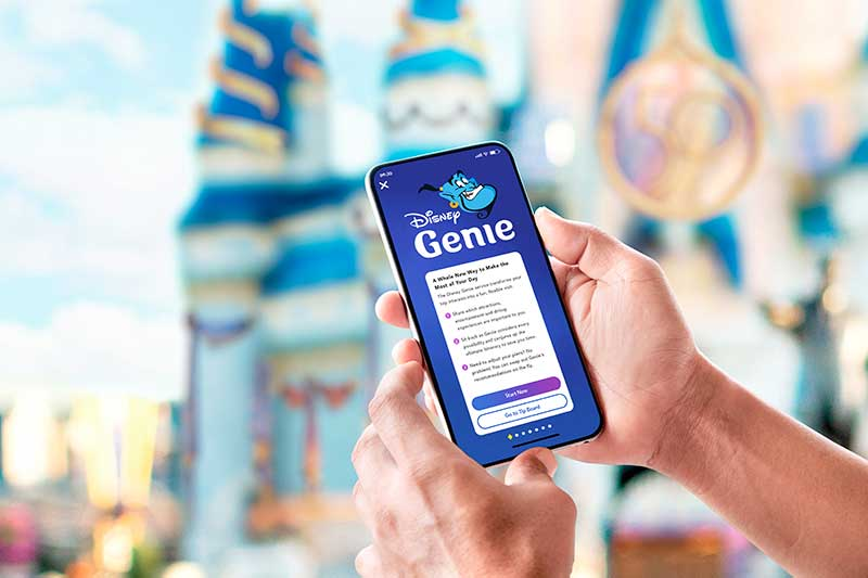Answering Your Frequently Asked Questions About Disney Genie and Genie Plus Services — Now Available at Disney World!