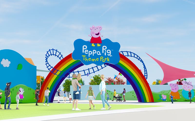 What You Need to Know About the World's First Peppa Pig Theme Park at LEGOLAND Florida