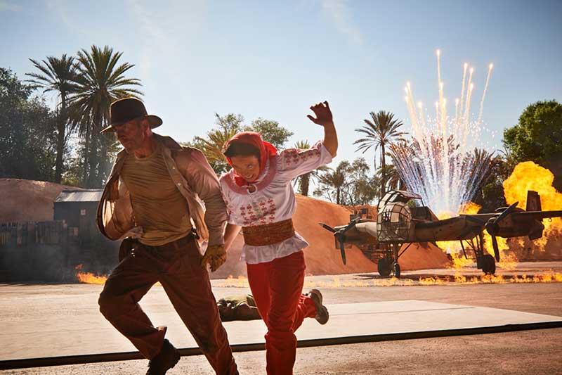 Disney World Sets Return Dates for More Live Entertainment, Including Indiana Jones Epic Stunt Spectacular