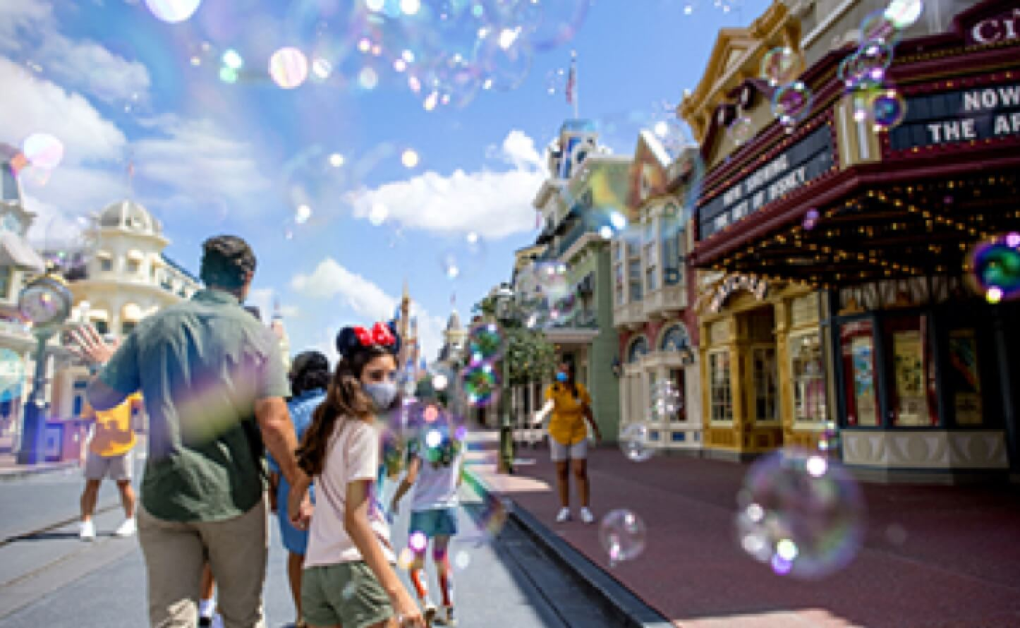 4-Day Disney Theme Park Base Ticket