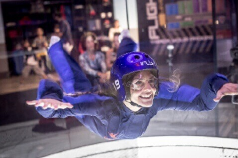 iFLY San Antonio: Two Flight Indoor Skydiving Experience