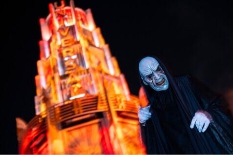1-Night Halloween Horror Nights - General Admission Ticket (Universal in CA)