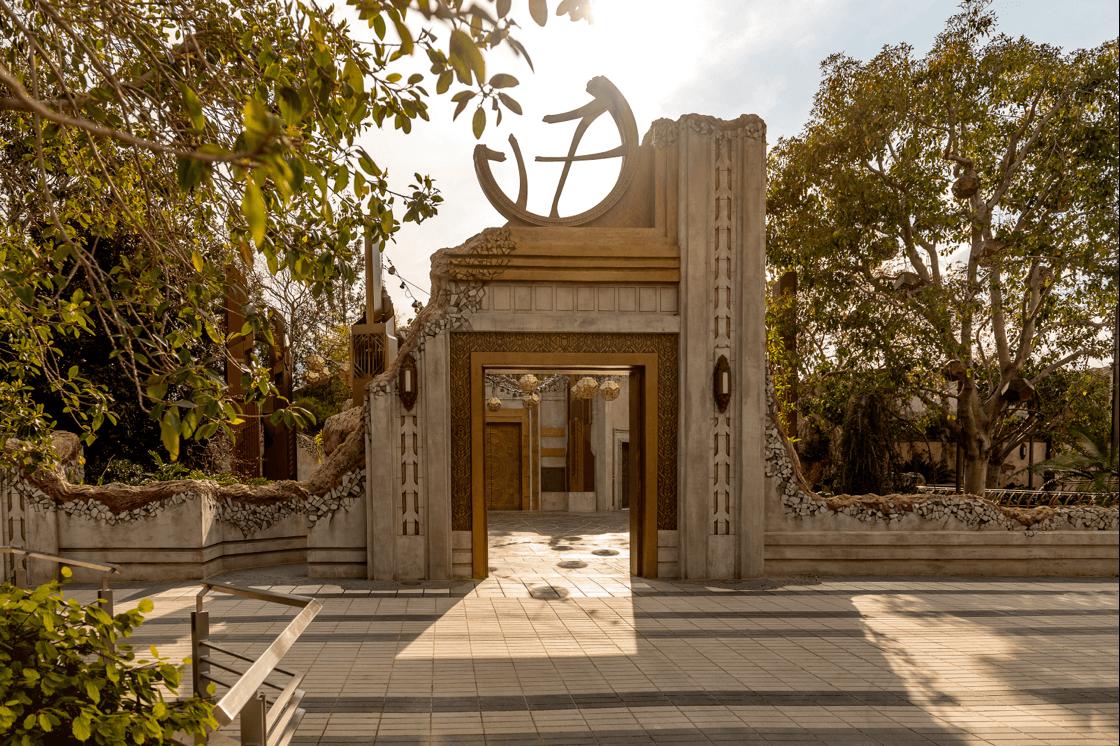Ancient Sanctum Daytime