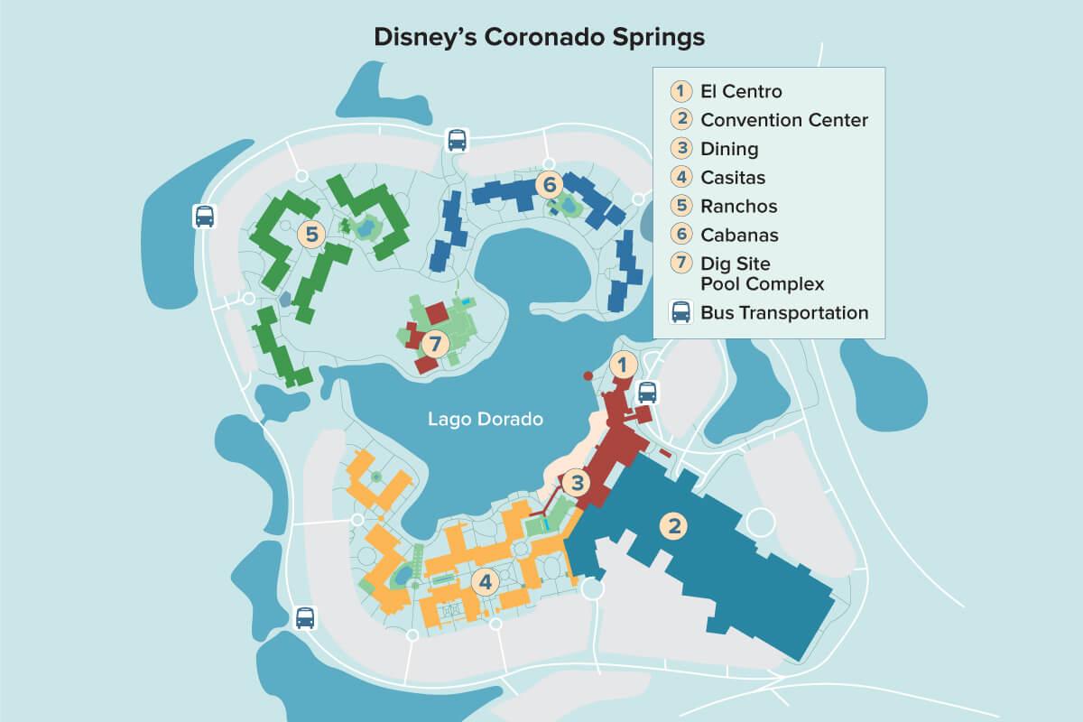 Disney S Coronado Springs Resort Walt Disney World