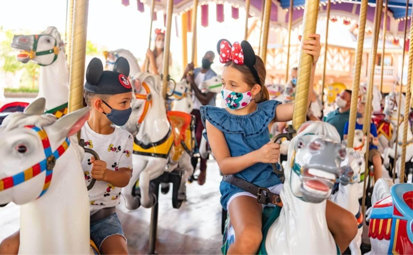 3-Day Disney Theme Park Base Ticket