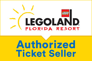 LEGOLAND FLorida Resort Authorized Ticket Seller
