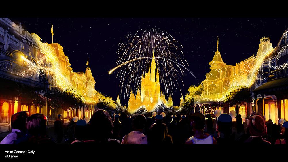 Disney Enchantment Photo