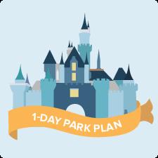 Disneyland Park 1-Day Plan
