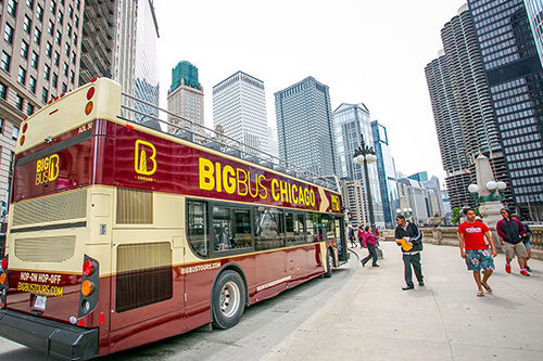 Big Bus Chicago Hop-on Hop-off Tour