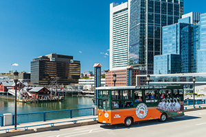 Boston Old Town Trolley 1-Day Ticket (Gold Pass)