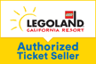 Legoland California Authorized Seller