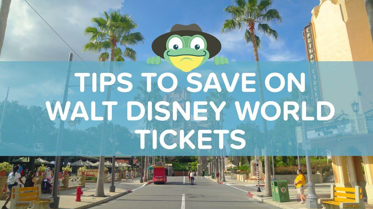 Useful Tips to Save on Walt Disney World Tickets in 2021 and Beyond Video