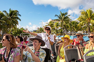 Big Bus Miami Hop-on Hop-off Tour